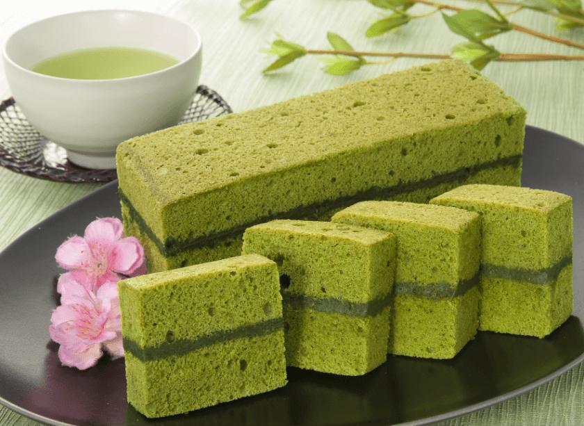 Uji Matcha Tea Cake