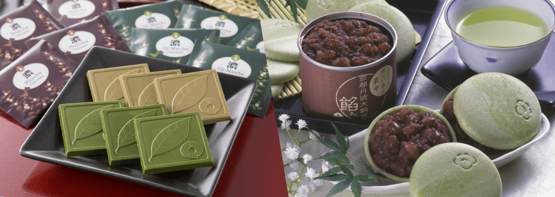 Thoughts on Matcha Sweets